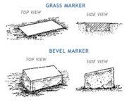 grass-marker